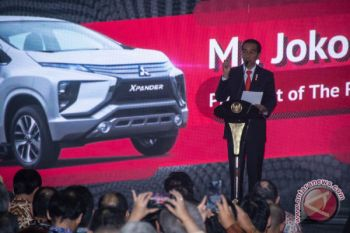 Ekspor perdana Mitsubishi Xpander