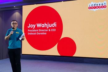 Indosat Ooredoo perluas jaringan ke luar Jawa