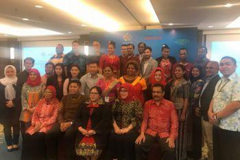 UKM mancanegara pelatihan di Indonesia
