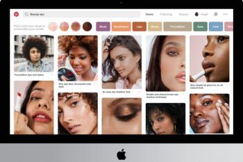 Pinterest akan punya fitur pencarian berdasar warna kulit