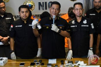 Polisi bekuk komika Vaganza terkait narkoba