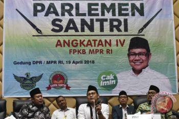 Parlemen Santri,Wakil Ketua MPR