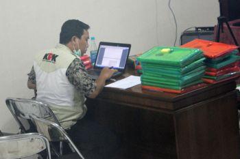 KPK geledah dinas penanaman modal Mojokerto