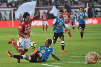 Bali United Kalahkan Barito Putera