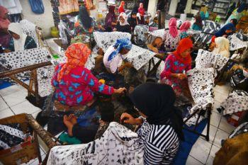 Nilai Ekspor Batik,batik tulis