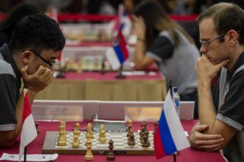 Turnamen Catur Japfa Master