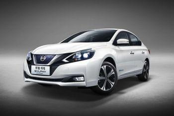 Nissan Sylphy, mobil listrik pertama Nissan yang diproduksi di China