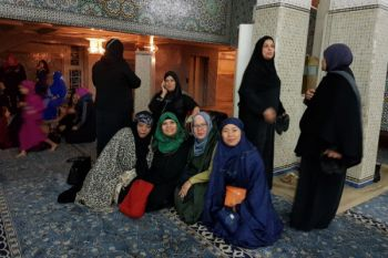 Pengalaman berkesan tarawih di masjid terbesar Roma