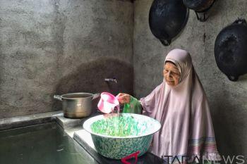 Masyarakat Agam bahagia bisa menikmati air bersih