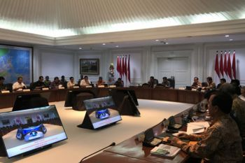 Presiden gelar rapat ke-11 persiapkan Asian Games