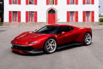 Ferrari perkenalkan SP38 edisi khusus berbasis 488 GTB