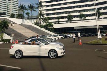 Kumpul bareng ala komunitas Mercedes-Benz W212