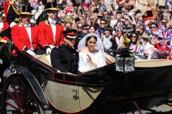 Usai hiruk pikuk pernikahan kerajaan, Windsor dibersihkan