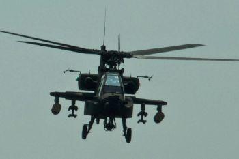 Penerbang TNI AD sudah miliki kualifikasi terbangkan Apache