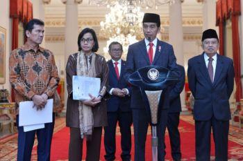 Presiden tandatangani PP Pemberian THR