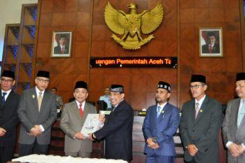 Pemerintah Aceh raih WTP