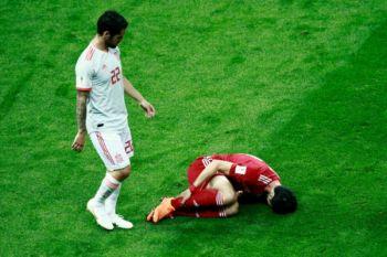 Bingung kenapa Spanyol sementara puncaki Grup B? Begini penjelasannya