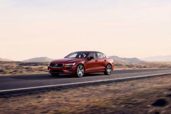 Volvo luncurkan sedan S60 pada peresmian pabrik pertama di AS