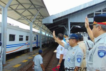 Jasa Raharja berangkatkan pemudik kembali ke Jakarta