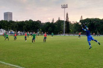 Timnas U-23 fokuskan peralihan bola jelang laga uji coba lawan timnas Korsel