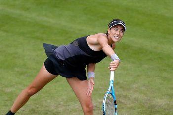 Muguruza dan Kvitova menang di Birmingham