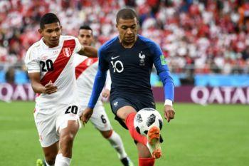 Prancis menembus 16 besar Piala Dunia dalam galeri foto