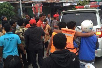Belasan penumpang KM Sinar Bangun yang selamat dirawat di Samosir