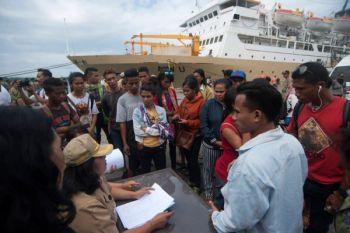 Inspeksi penduduk pendatang Bali