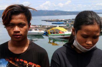Penumpang KM Sinar Bangun yang selamat