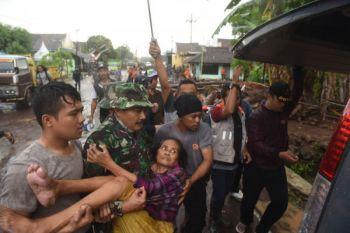 Dampak Banjir Bandang Banyuwangi