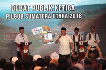 Debat Kandidat Pilgub Sumut