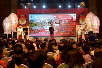 Debat Pilkada Bali