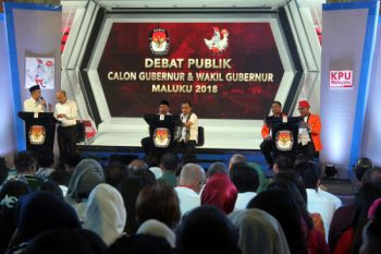 Debat Pilkada Maluku