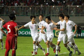 Indonesia U-23 Melawan Korsel U-23