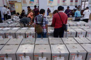 Pengecekan Logistik Pilkada Jateng