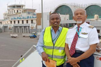 Pilot Lion kecelakaan di Madinah dimakamkan di Baqi`