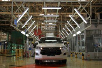 Toyota akan tingkatkan produksi dan penjualan di Tiongkok