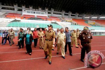 Penjabat Gubernur Jabar minta pembenahan arena Asian Games dikebut