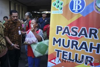 Pasar murah telur