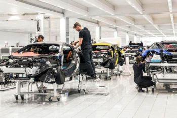 McLaren siap perkenalkan 18 mobil baru