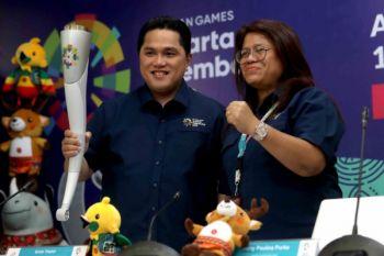 Api Asian Games akan menginap di Museum Dirgantara