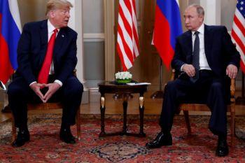 Kepada Trump, Putin berkata: saatnya membicarakan hubungan