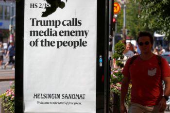 Trump bicarakan dugaan Rusia intervensi pemilu AS dengan Putin
