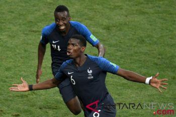 Pogba: Prancis juara, mimpi masa kecil yang jadi kenyataan