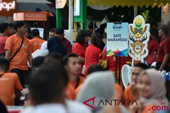 22 BUMN promosikan Asian Games lewat nobar