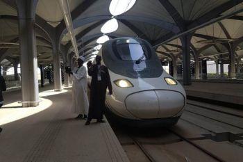 Kereta cepat hubungkan Makkah-Madinah melalui Jeddah