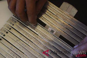 Lama perekaman data biometrik calon haji 3 hingga 5 menit
