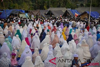 Idul Adha Korban Gempa Lombok