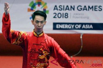 Wushu Taijiquan Putra Indonesia