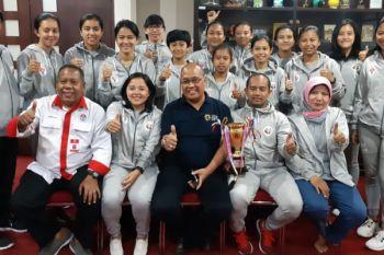 Tim futsal putri UPI pertahankan gelar Liga Mahasiswa